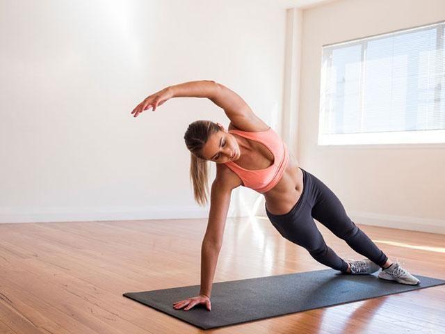 A Good Workout Routine